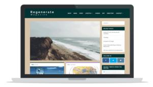 Extra Theme Website