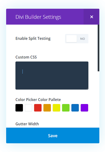 How to Change Divi Theme Accent Color on One Page