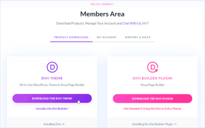 Download Divi Theme