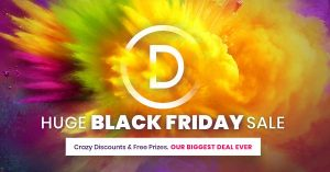 Divi Black Friday 2018