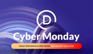 Elegant Themes Cyber Monday Sale 2019