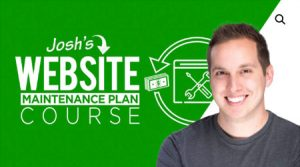 Website Maintenance Course