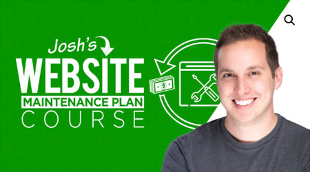 Website Maintenance Course
